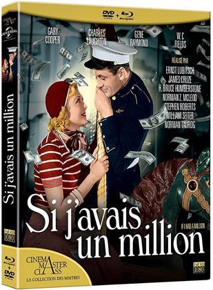 Si j'avais un million (1932) (Cinéma MasterClass : La collection des Maîtres, s/w, Blu-ray + DVD)