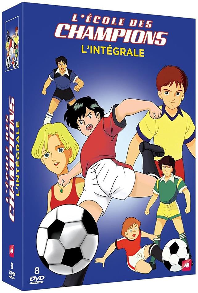 L'école des champions - L'intégrale (8 DVDs)