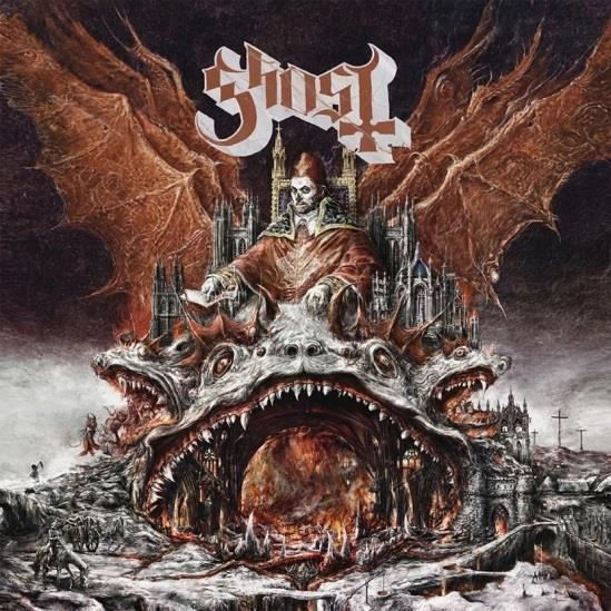 Ghost (B.C.) - Prequelle (Clear/Red Swirl Vinyl, LP)