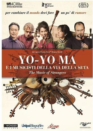 Yo-Yo Ma e i musicisti della via della seta (2015)