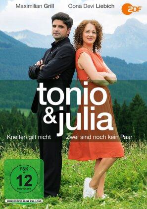 Tonio & Julia - Teil 1 & 2 - Kneifen gilt nicht / Zwei sind noch kein Paar