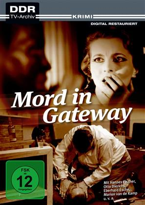 Mord in Gateway (1961) (DDR TV-Archiv, n/b, Edizione Restaurata)