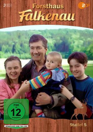 Forsthaus Falkenau - Staffel 5 (3 DVD)