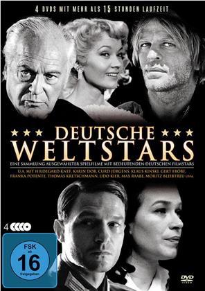 Deutsche Weltstars (4 DVDs)