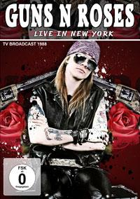 Guns N' Roses - Live In New York 1988 (Inofficial)