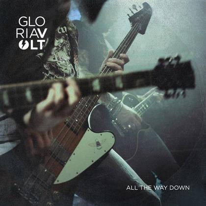 Gloria Volt - All The Way Down (LP)