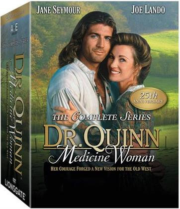 Dr Quinn - Medicine Woman - The Complete Series (25th Anniversary Edition, 42 DVDs)
