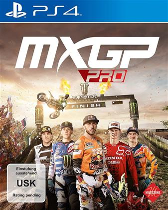 MXGP Pro (German Edition)
