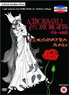 Animerama - 1001 Nights / Cleopatra (Limited Edition, 2 DVDs)