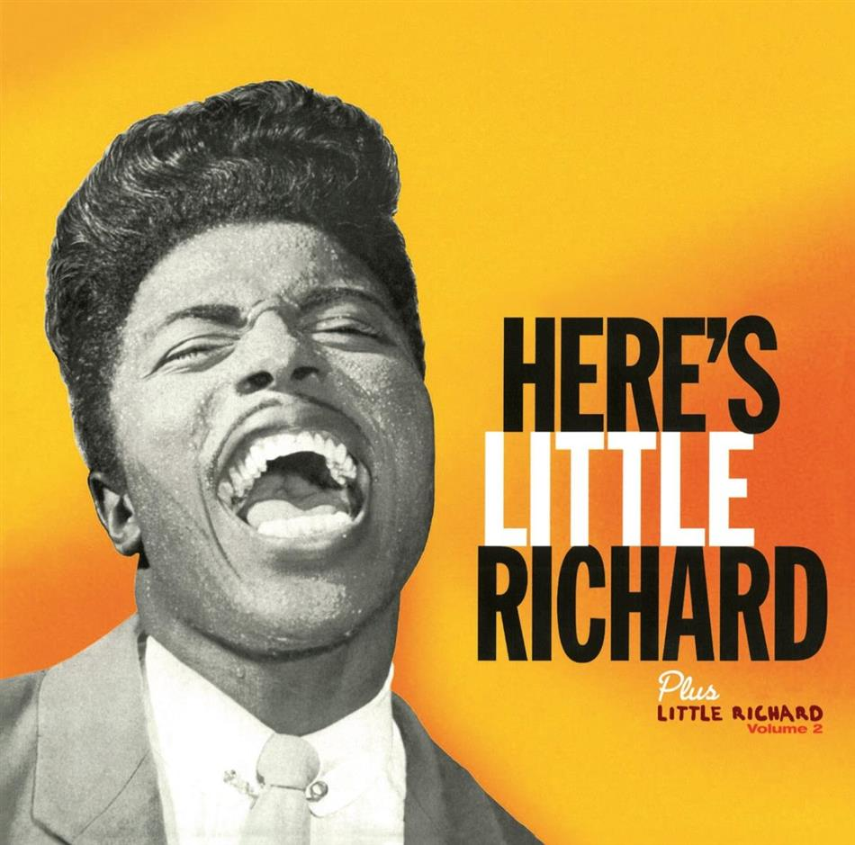 Little Richard - Here's Little Richard (+ Bonustrack)