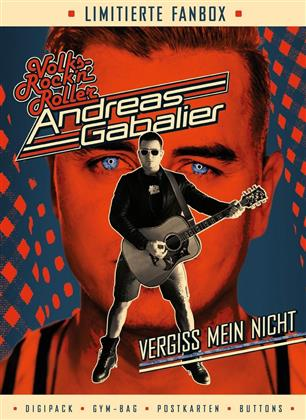 Andreas Gabalier - Vergiss Mein Nicht (Fanbox, Limited Edition)