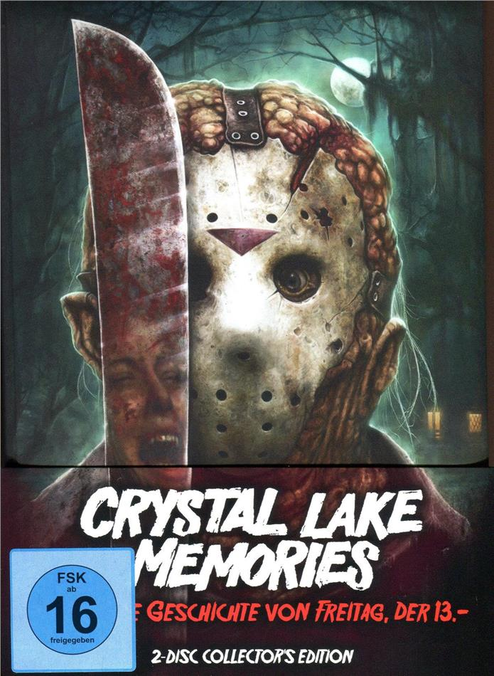 Crystal Lake Memories (2013) (Limited Edition, Mediabook, Holzbox, 2 Blu-rays)