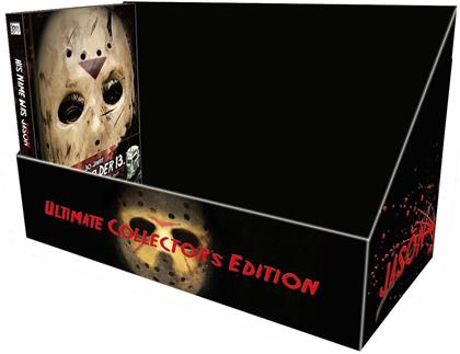 His Name Was Jason - 30 Jahre Freitag der 13. (2009) (+ Sammelschuber, Limited Edition, Mediabook, Special Edition, Uncut, Blu-ray + 2 DVDs)