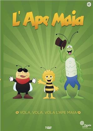 L'ape Maia - Vol. 2 - Alla conquista del mondo (7 DVD)