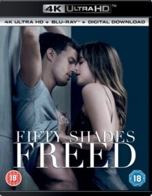 Fifty Shades Freed (2018) (4K Ultra HD + Blu-ray)