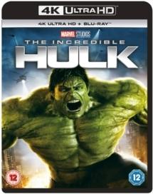 The Incredible Hulk (2008) (4K Ultra HD + Blu-ray)