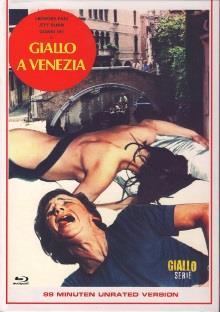 Giallo a Venezia (1979) (Kleine Hartbox, Cover A, Giallo Serie, Eurocult Collection, Uncut, Unrated)