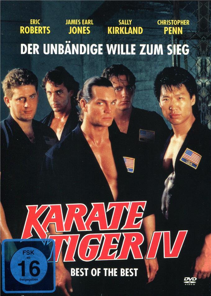 Karate Tiger IV - Best of the Best (1989) (Uncut)