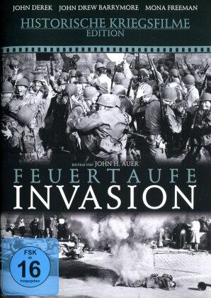Feuertaufe Invasion (1952) (Historische Kriegsfilme Edition, s/w)