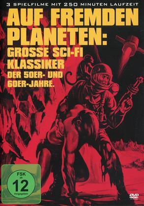 Auf fremden Planeten - Grosse Sci-Fi Klassiker der 50er- und 60er-Jahre