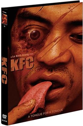 KFC - A Tongue for a Tongue (2017) (Cover B, Limited Edition, Mediabook, Ultimate Edition, Uncut)