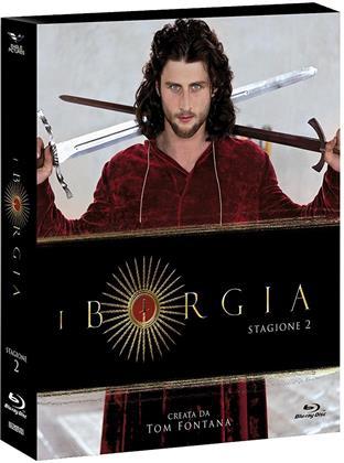 I Borgia - Stagione 2 (4 Blu-rays)