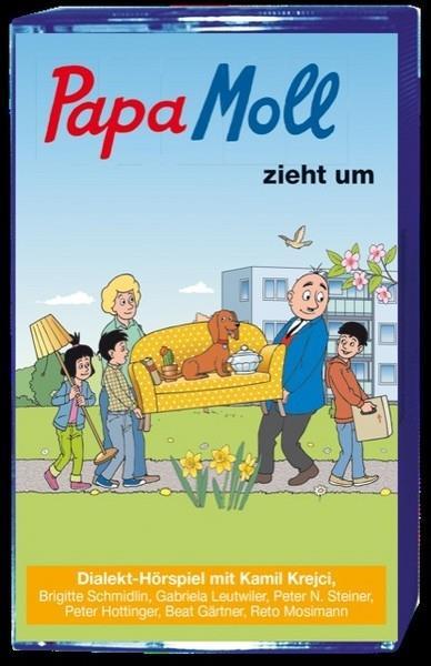 Papa Moll - Zieht Um