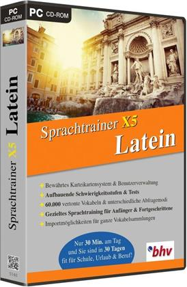 Sprachtrainer X5 Latein
