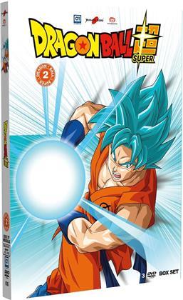 Dragon Ball Super - Box 2 (3 DVDs)