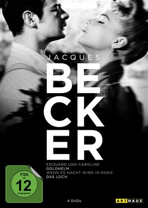 Jacques Becker Edition (4 DVDs)