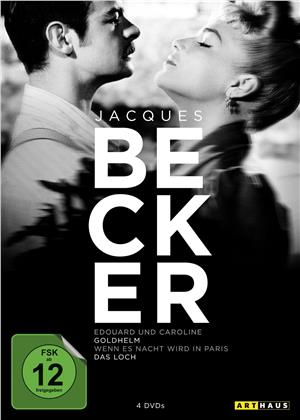 Jacques Becker Edition (4 Blu-rays)