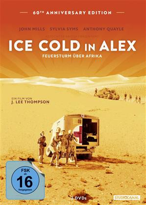 Ice Cold in Alex - Feuersturm über Afrika (1958) (Remastered, 2 DVDs)