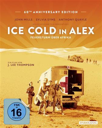 Ice Cold in Alex - Feuersturm über Afrika (1958)