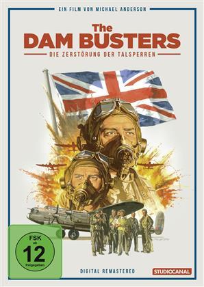 The Dam Busters - Die Zerstörung der Talsperren (1955) (Remastered, 2 DVDs)