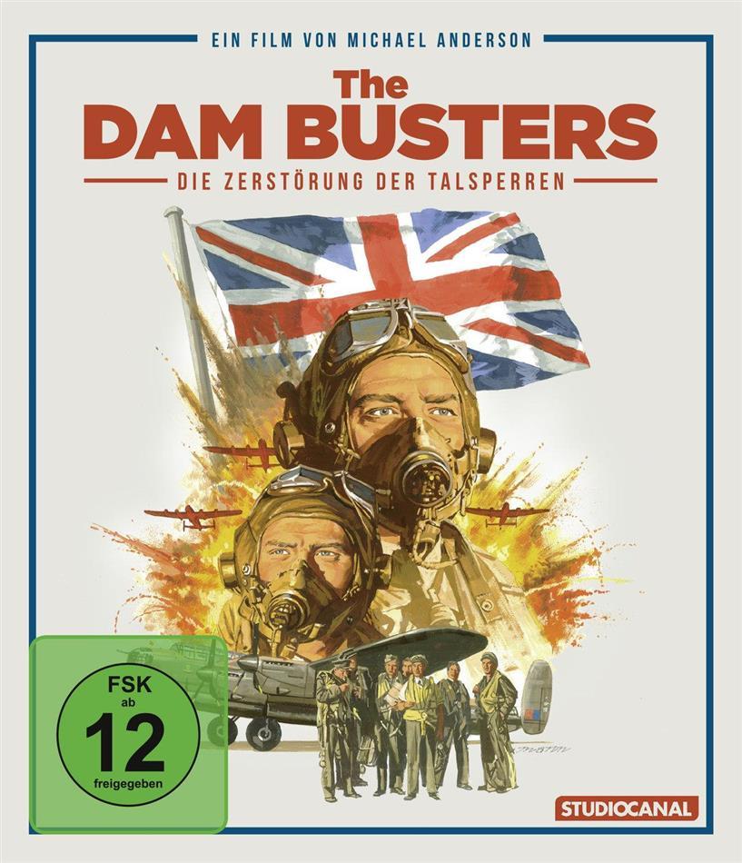 The Dam Busters - Die Zerstörung der Talsperren (1955)