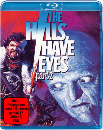 The Hills Have Eyes 2 (1984)