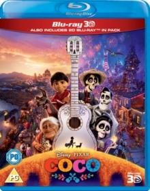 Coco (2017) (Blu-ray 3D + Blu-ray)
