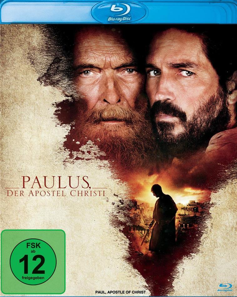 Paulus, der Apostel Christi (2018)