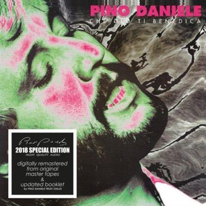Pino Daniele - Che Dio Ti Benedica (Remastered, Special Edition)