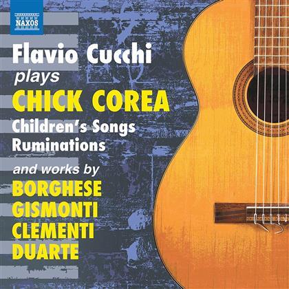 Flavio Cucchi & Chick Corea - Flavio Cucchi Plays Chick Corea