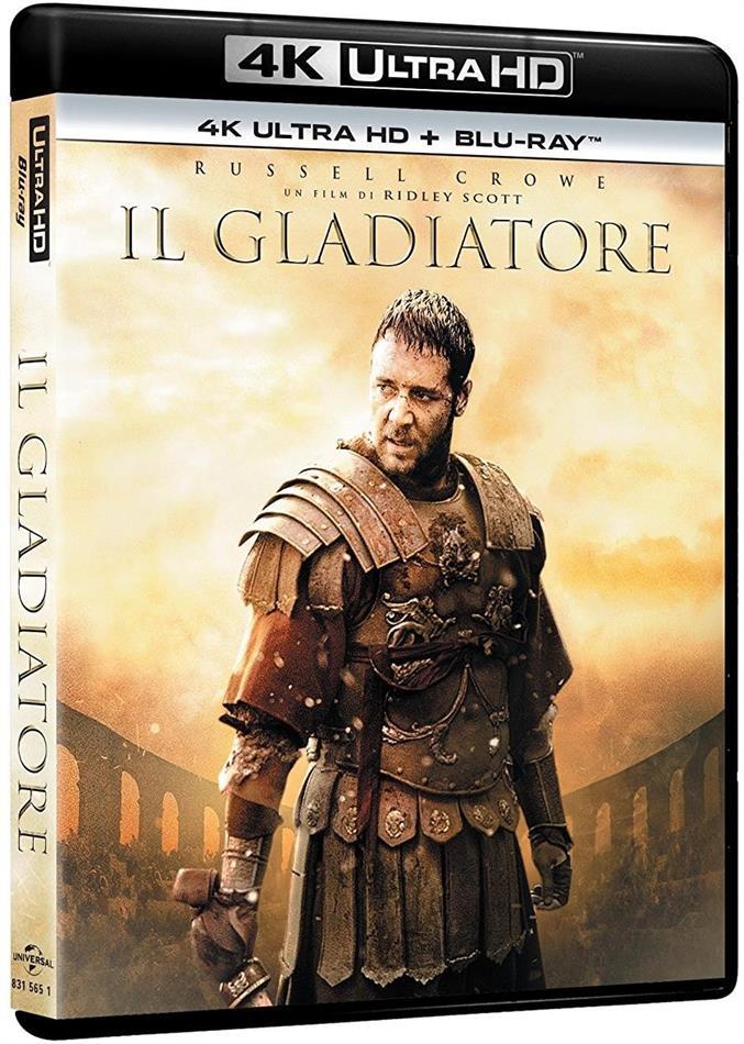 Il Gladiatore (2000) (4K Ultra HD + Blu-ray)