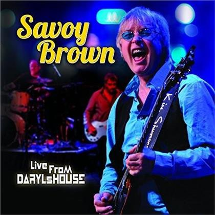 Savoy Brown - Live From Daryl's House