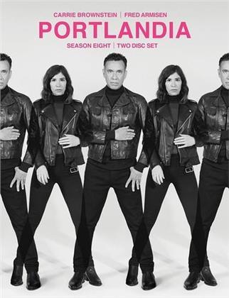 Portlandia - Season 8 (2 DVD)