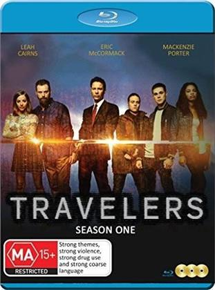 Travelers - Season 1 (3 Blu-rays)