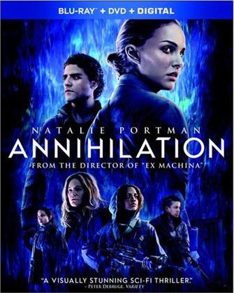 Annihilation (2018) (Blu-ray + DVD)
