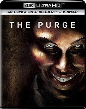 The Purge (2013) (4K Ultra HD + Blu-ray)