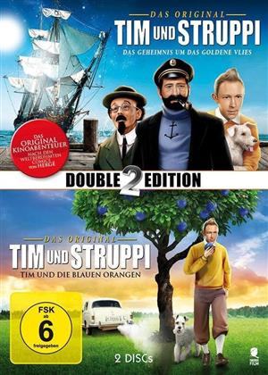 Tim und Struppi - Das Geheimnis um das Goldene Vlies / Tim und die blauen Orangen (2 DVD)