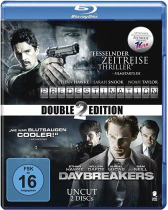 Daybreakers / Predestination (Uncut, 2 Blu-rays)
