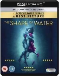 The Shape of Water (2017) (4K Ultra HD + Blu-ray)