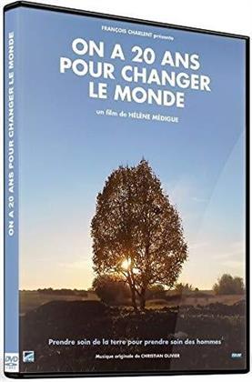 On a 20 ans pour changer le monde (2018) (Digibook)